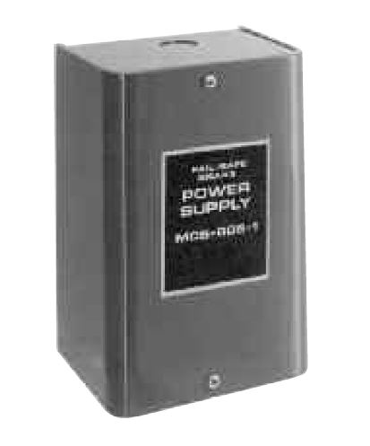 MCS-805-1 / MCS-805-2 Power Supply